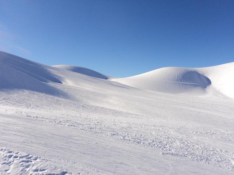 Blanco, Corralco (Lonquimay)