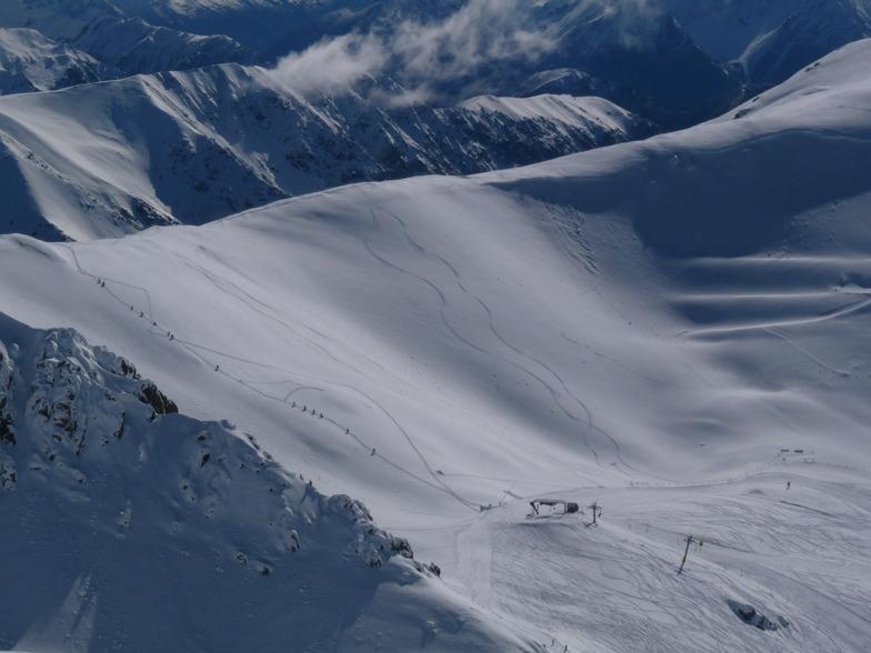 Ohau snow