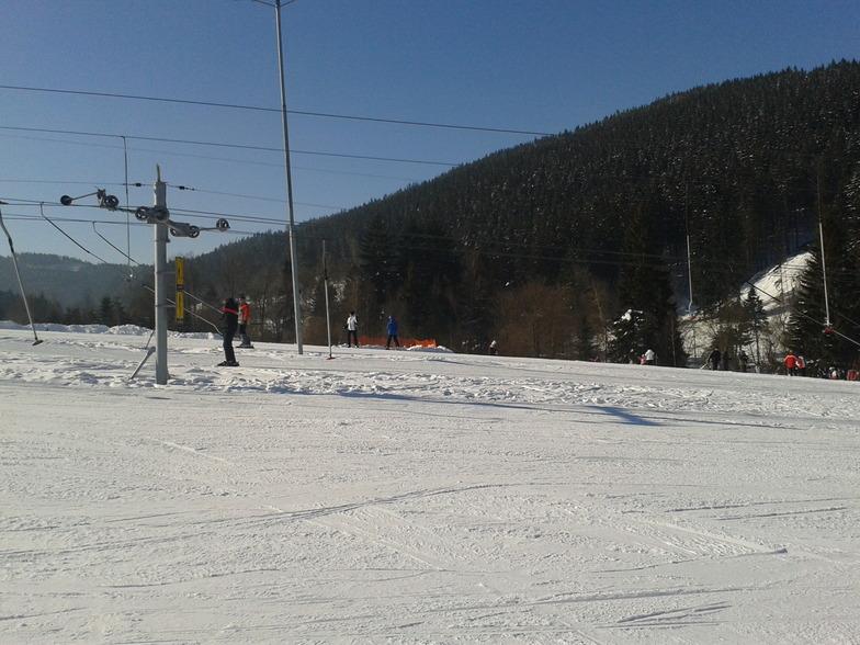Makov snow