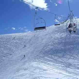 Lebanon Faraya -wardé, Mzaar Ski Resort