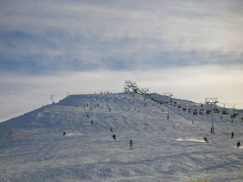 farayaLebanon-jonction, Mzaar Ski Resort