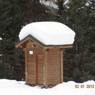 Winter !!!!, Les Arcs