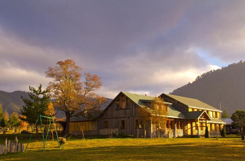 Suizandina Lodge, Malalcahuello, Chile, Corralco (Lonquimay)