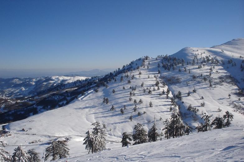 Vasilitsa Ski Resort (Greece)