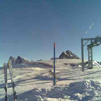 Top of the glacier, Les Deux Alpes