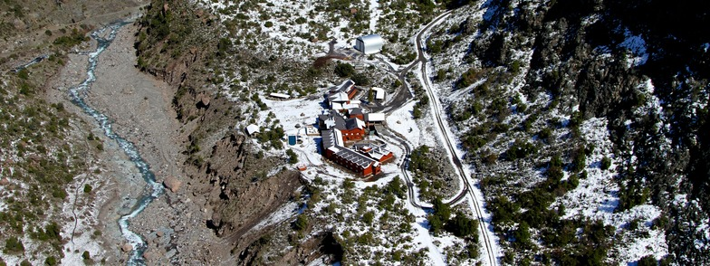 Puma Lodge, Puma Lodge - Chilean Heliski
