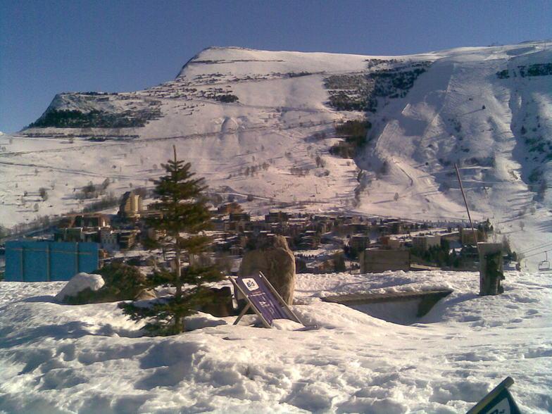 Just Chilling, Les Deux Alpes