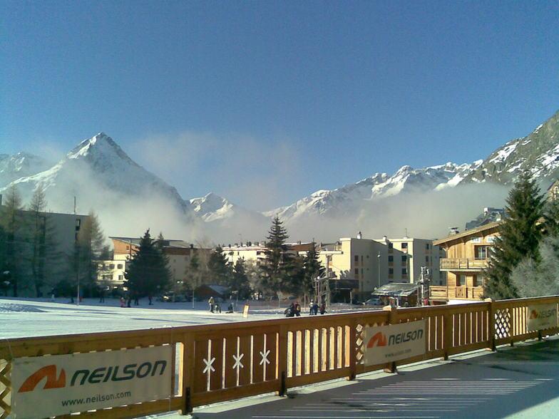 Early Morning, Les Deux Alpes