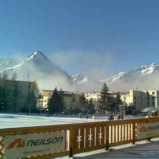Early Morning, Les Deux Alpes
