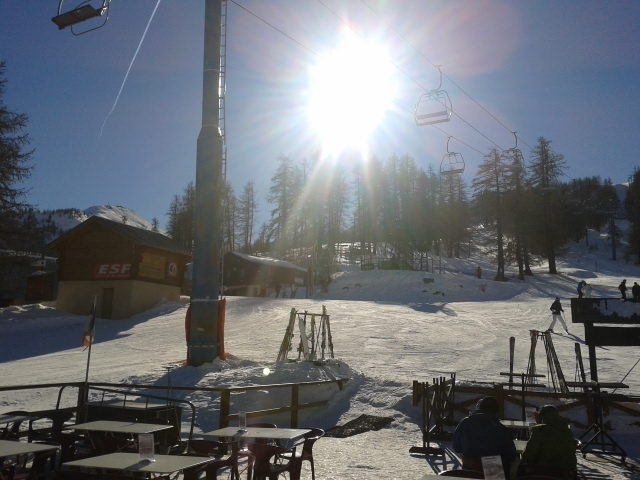 Peace And Relaxation, Serre Chevalier