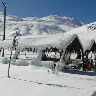 shiraz piste, Pooladkaf Ski Resort