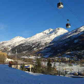 Valley View, Serre Chevalier