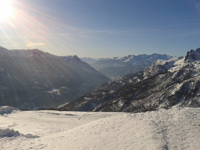 Top Of The World, Serre Chevalier