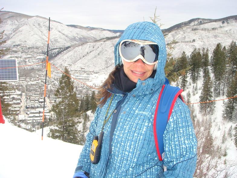 ESMERALDA DAS NEVES, Aspen