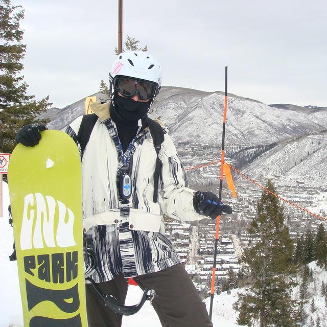 SNOWBOARDER, Aspen