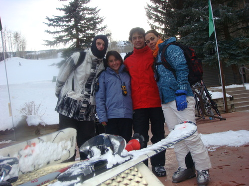 Snowmass Ski Resort by: Claudio Caniato