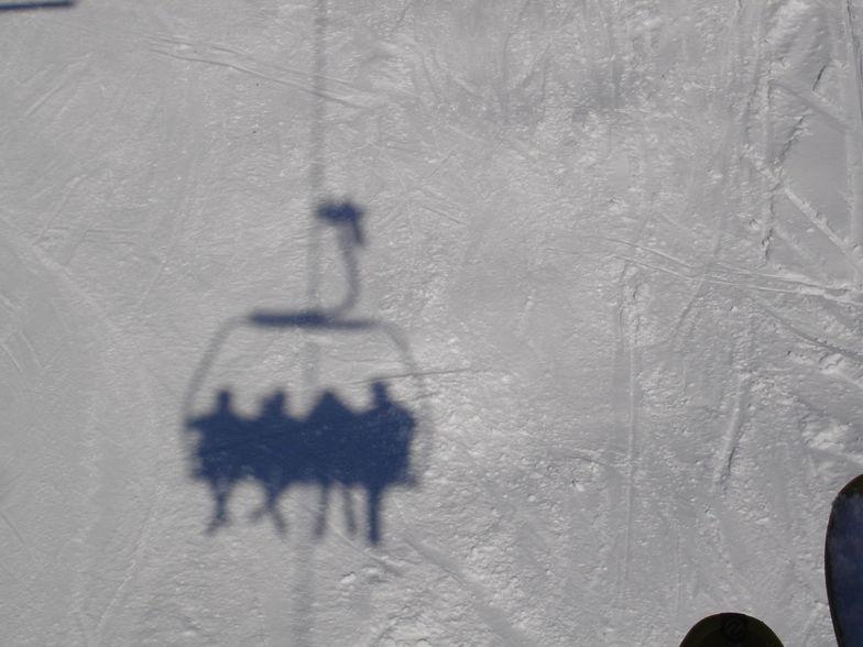 Shadow, Crans Montana