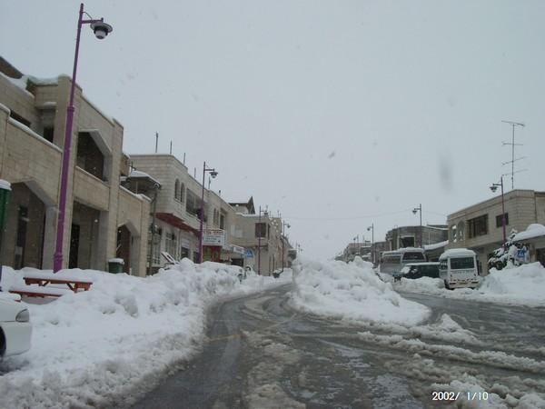 in majdal shams syrian villiage in israel, Mount Hermon