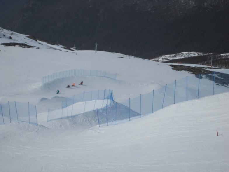 Snowcross - Cerro castor