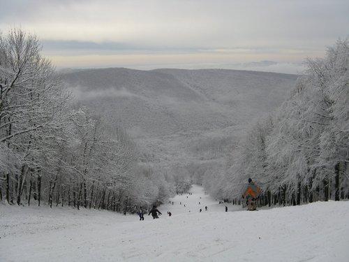 Dobogókő Sícentrum Ski Resort by: Tamás Mácsai
