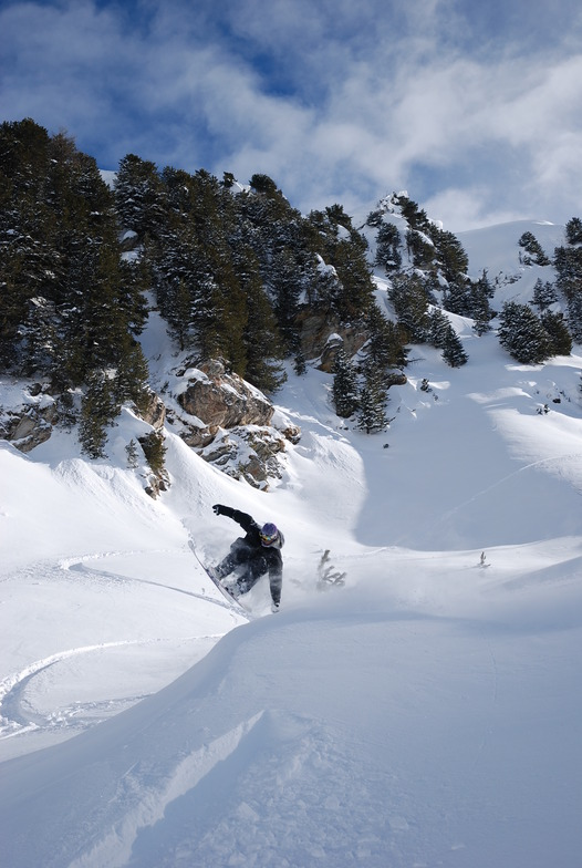 FreshTracks Freeride, Corviglia-Marguns
