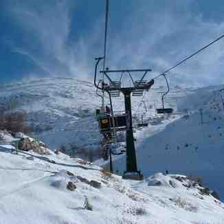 hermon resort in israel, Mount Hermon