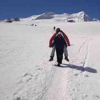 Ali   Saeidi   NeghabeKoohestaN, Mount Everest