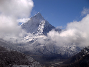 Ali   Saeidi   NeghabeKoohestaN, Mount Everest photo
