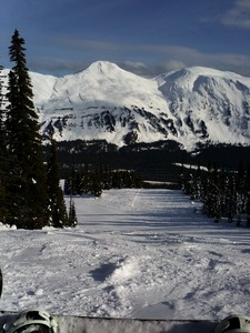 Another beautiful day, Powder King photo