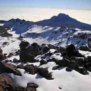 Mount Kilimanjaro Snow: Ali   Saeidi   NeghabeKoohestaN
