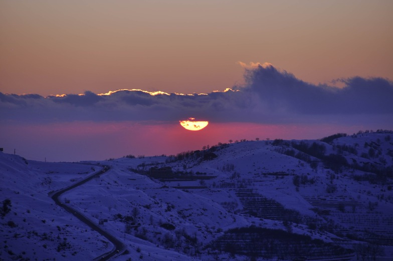 RED SUN, Mzaar Ski Resort