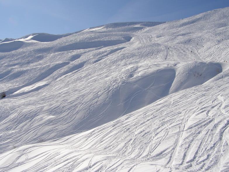ski piste nr 53, Alpbachtal