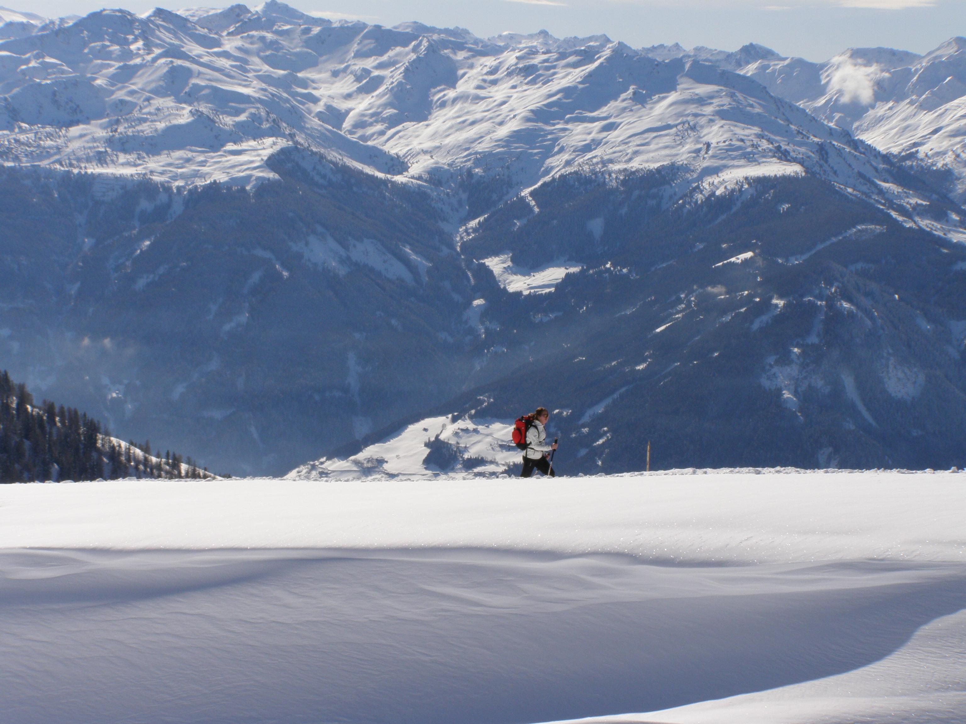 view, Alpbachtal