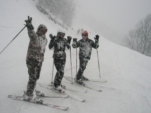Valloire Ski Resort by: Darius