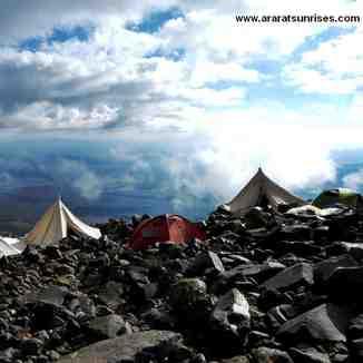 Mount Ararat Second Camp, Ağrı Dağı or Mount Ararat