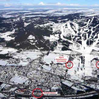 Photo of Hafjell ski resort