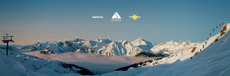 Klösterle/Sonnenkopf snow