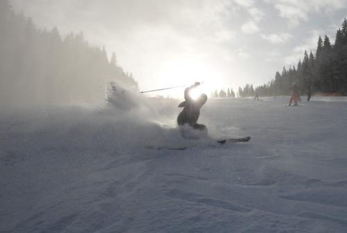 Bukovel Ski Resort by: Stich