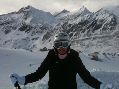 Mölltaler Gletscher Ski Resort by: Judy