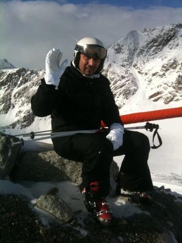 Mölltaler Gletscher Ski Resort by: kris