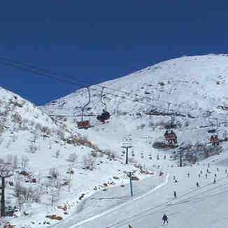 hermon resort in israel 2006, Mount Hermon