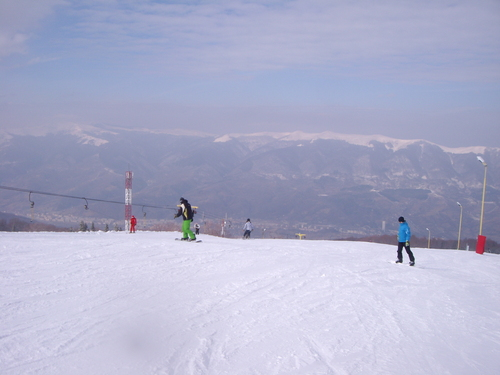 Straja Ski Resort by: alin dornik