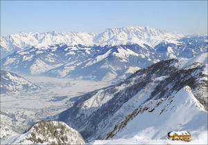 From Kitzstienhorn, Kaprun photo