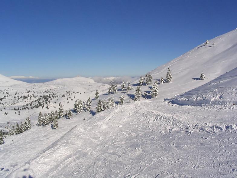 Helmos, Greece, Kalavryta Ski Resort
