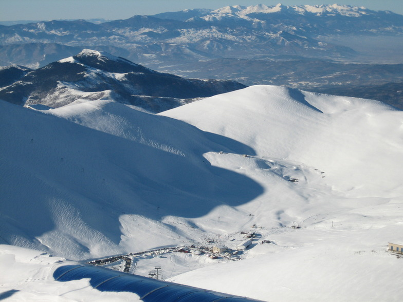 THEA APO EPANO, Falakro Ski Resort