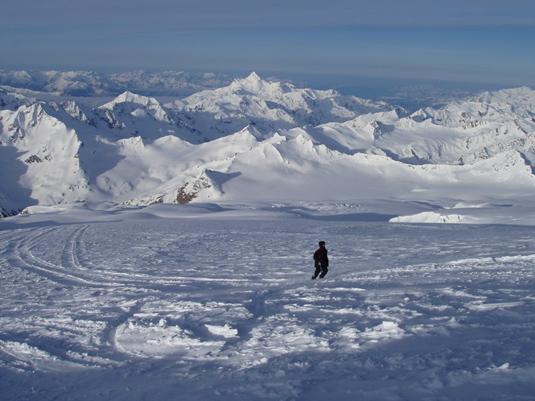 Ali   Saeidi   NeghabeKoohestaN, Belokurikha Ski Resort