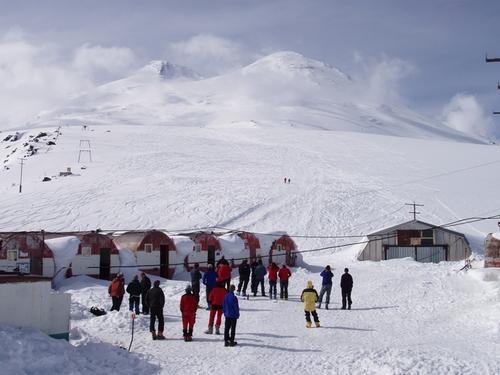 Belokurikha Ski Resort Ski Resort by: Ali Saeidi
