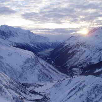 Chamonix/Argentiere Valley