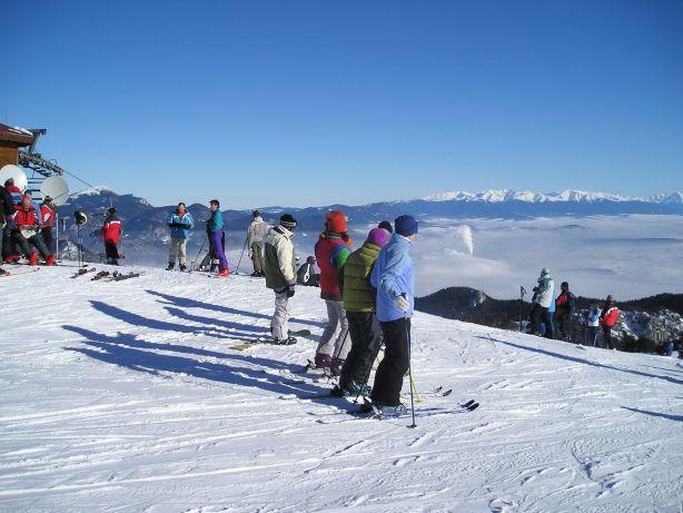 Skipark Ruzomberok Slovakia, Ružomberok - Malino Brdo