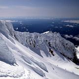 climbing Pearly Gates, USA - Oregon